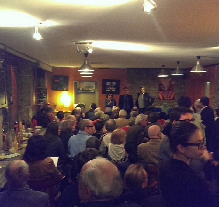 cafe politique 12-03-2014