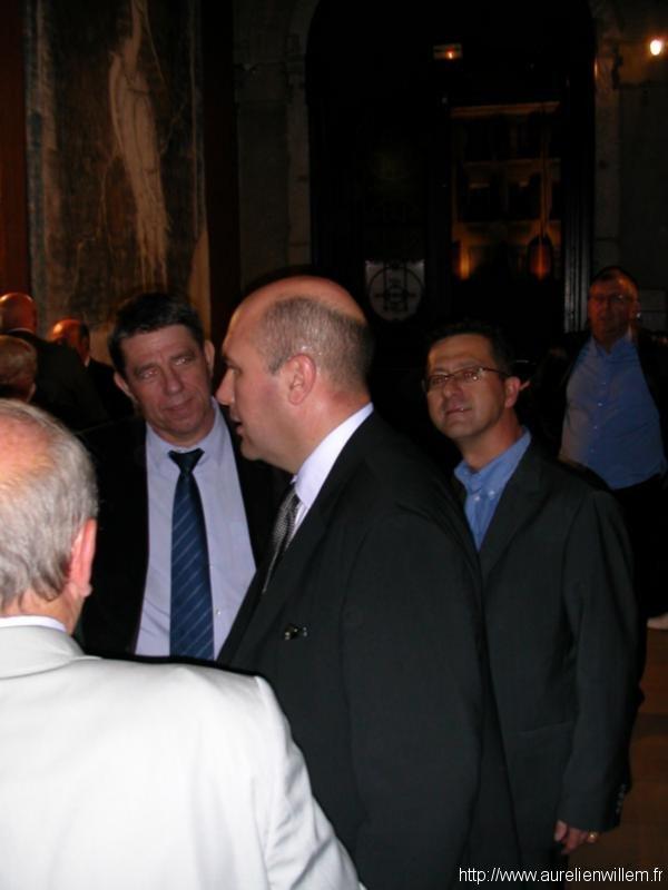 Mr Savin, Président de l'UMP38