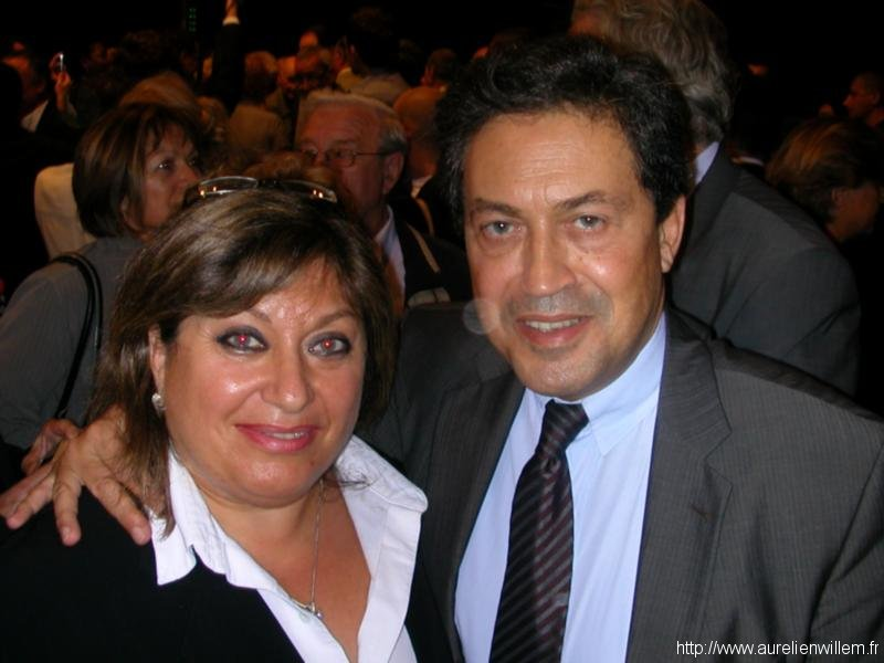 Georges Fenech et Hilda DERMIDJIAN