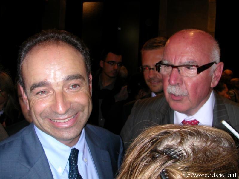 Mr Copé et Mr Remiller