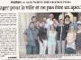 Article du Dauphiné libéré du 6 juillet 2010