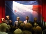 Meeting de François Fillon à Domène