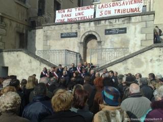 Mobilisation du 24 février 2009