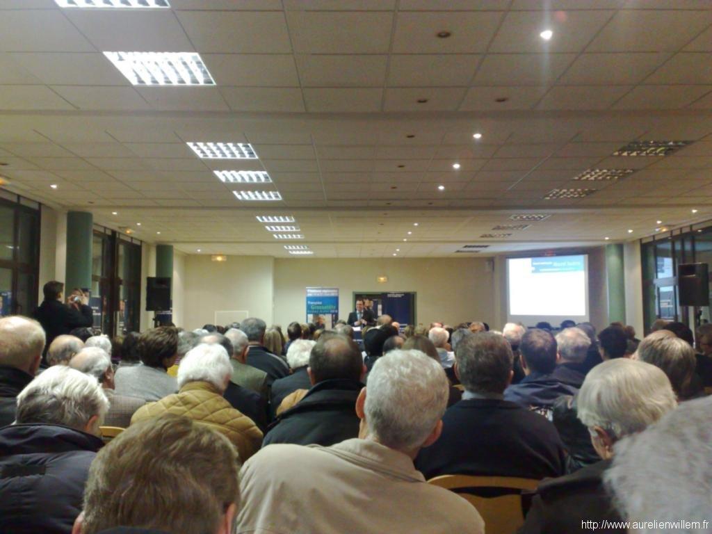 Meeting à Bourgoin-Jallieu