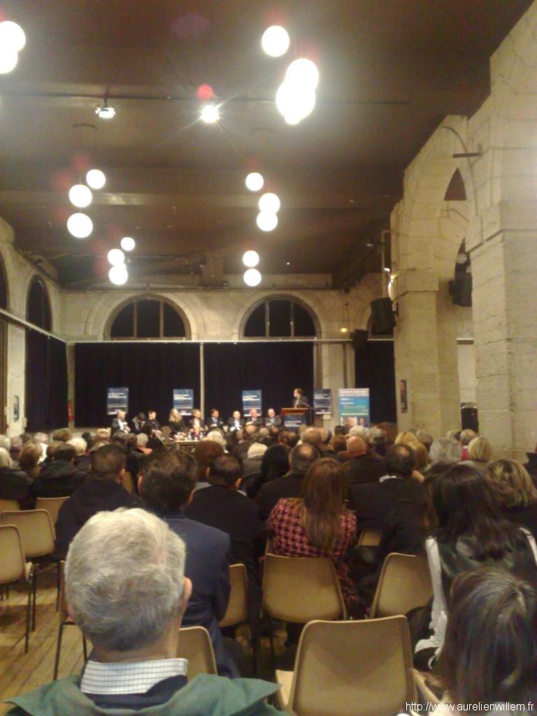 Meeting à Vienne