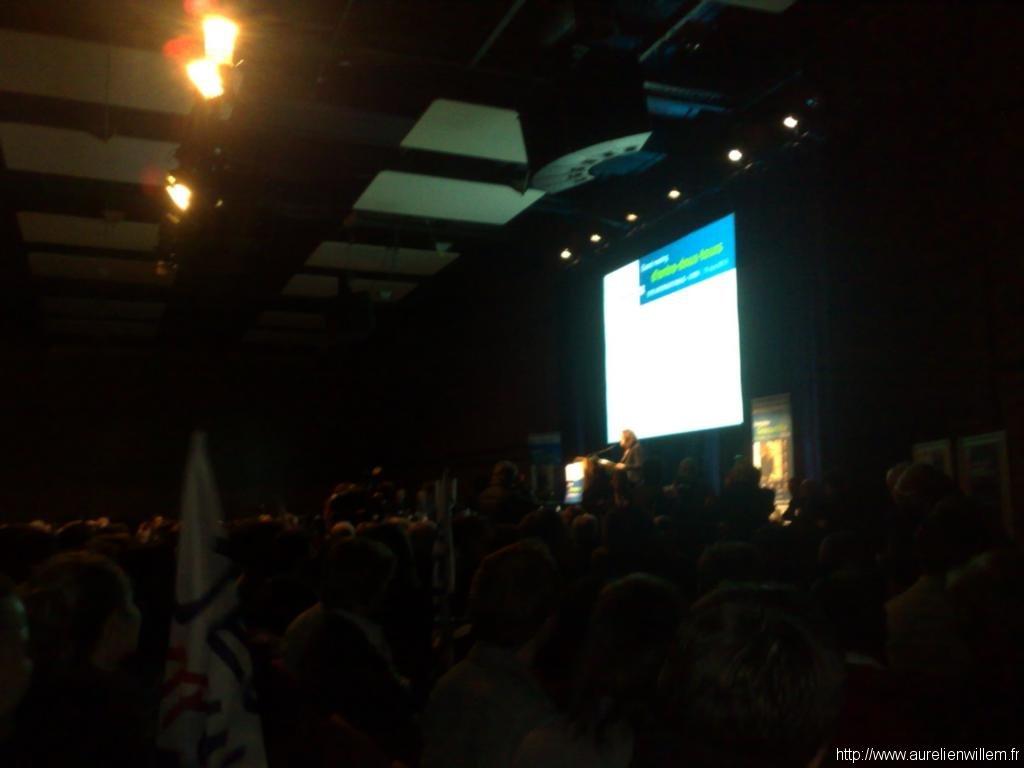 Meeting d\'entre deux tour à Lyon