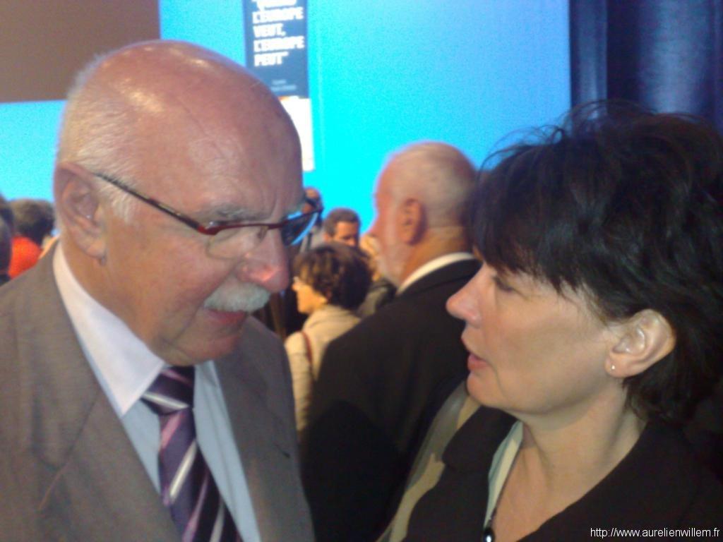 Lydie Bayoud et Jacques Remiller