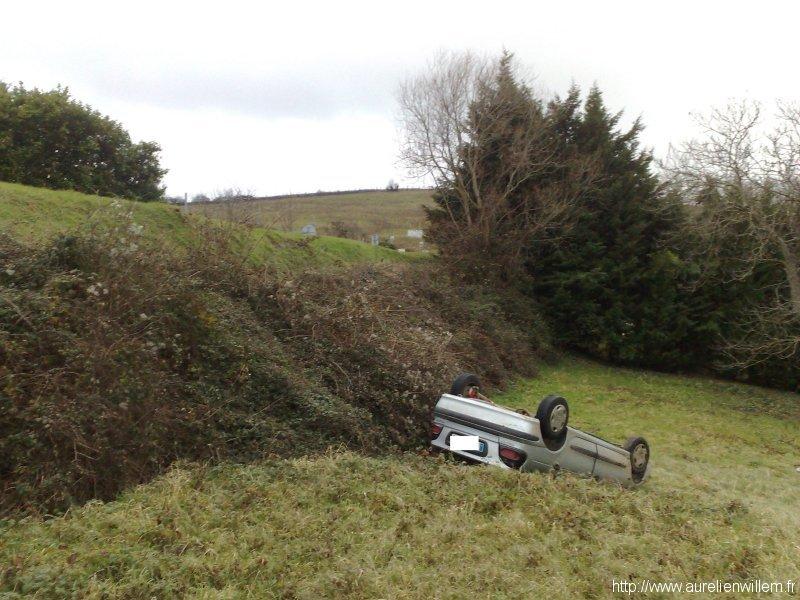 Accident du 1 janvier 2011