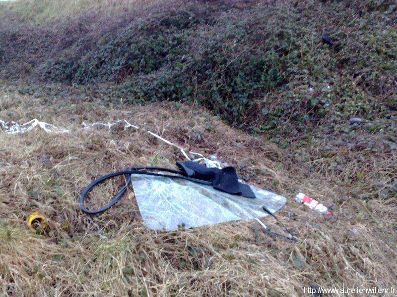 Accident du mois de janvier 2009