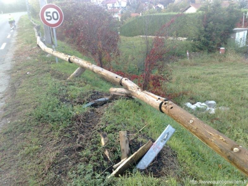 Accident du 09-10-2009