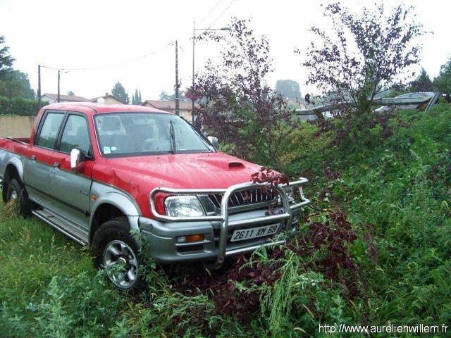 accident du 10-08-2009