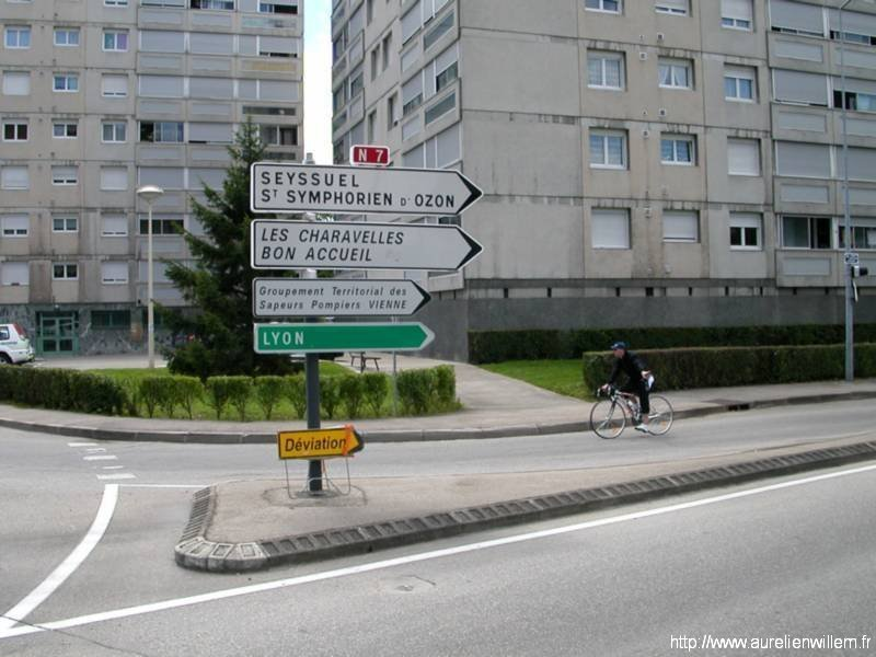 itinéraire bis