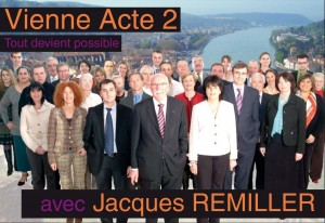 Vienne acte 2 tout devient possible avec Jacques Remiller