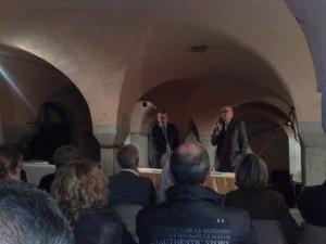 Réunion publique sur le thème de la sécurité à Vienne