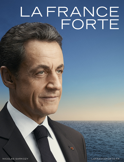 Affiche de campagne 2012