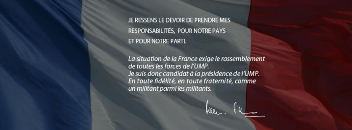 Message François Fillon