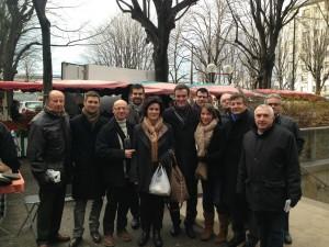 L'équipe UMP du 7e arrondissement de Lyon