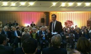 Voeux de Michel Havard le 31/01/2012
