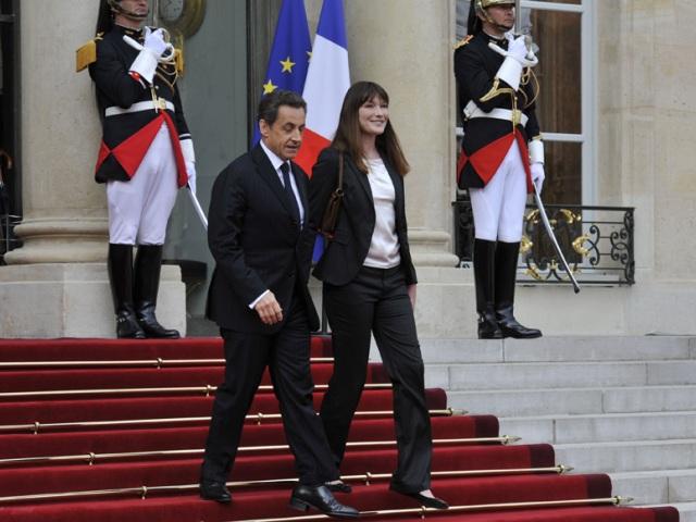 Départ de Nicolas Sarkozy