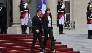 Départ Sarkozy