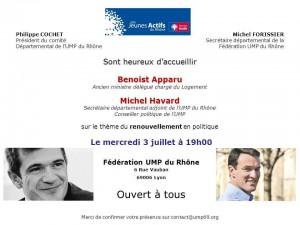 Benoist Apparu - Michel Havard
