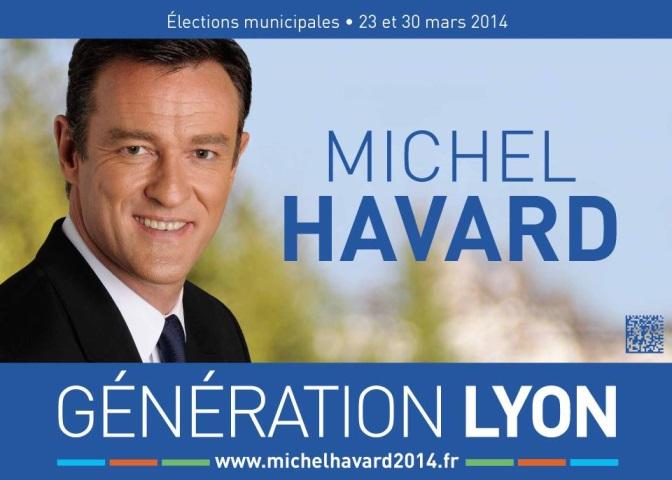 """Michel Havard, la """"Génération Lyon"""". Et vous, êtes vous avez nous ?"""