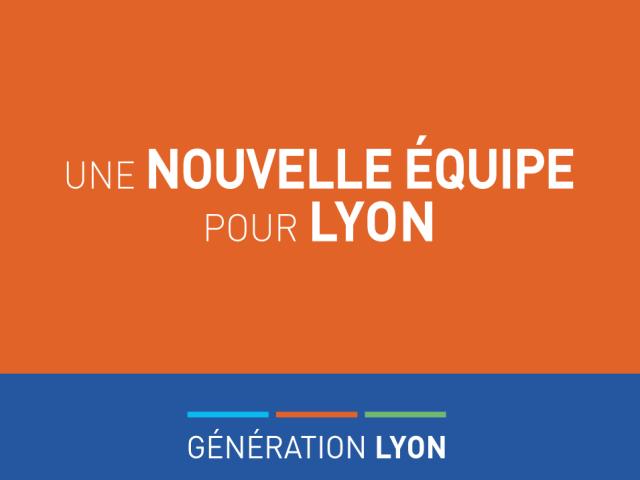 Une nouvelle équipe pour Lyon. Génération Lyon